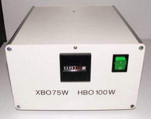 Vorschaltgerät für hbo 100 und xbo 75 u2013 optik online