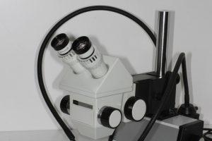Zeiss jena gsz zoom stereomikroskop mit kaltlichtbeleuchtung u2013 optik